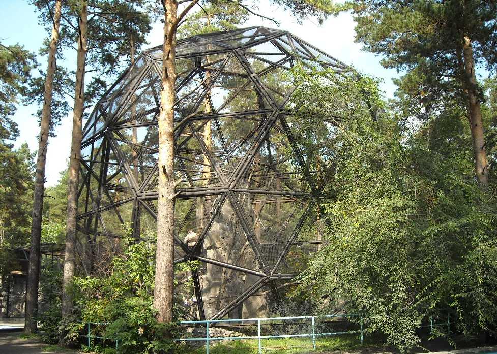 Новосибирский зоопарк (фото 2046)